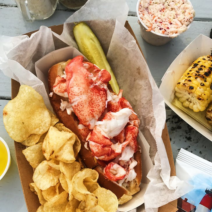 Maine Lobster Roll Kit