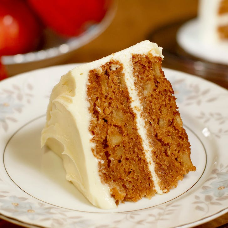Original Mortgage Apple Cake