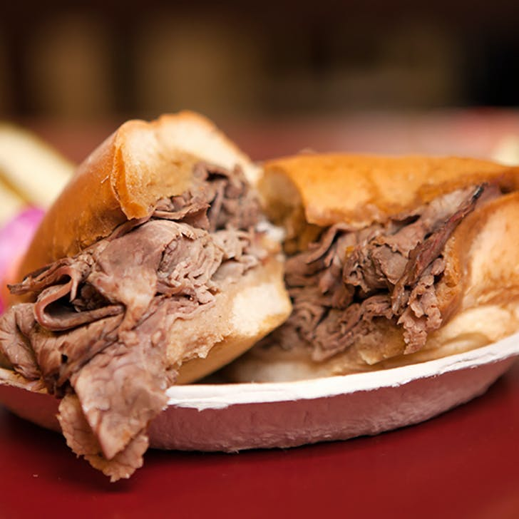 The Original French Dip Sandwich - 6 Pack