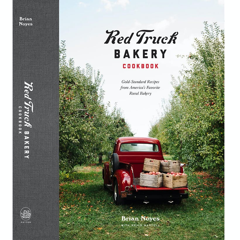 Red Truck Bakery Cookbook - Signed Copy