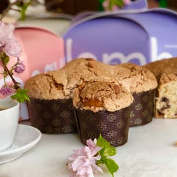 Colomba Di Pasqua Easter Bread