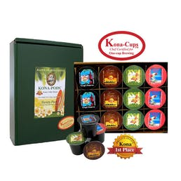 Variety Pack Kona Cups - 12 ct. Box